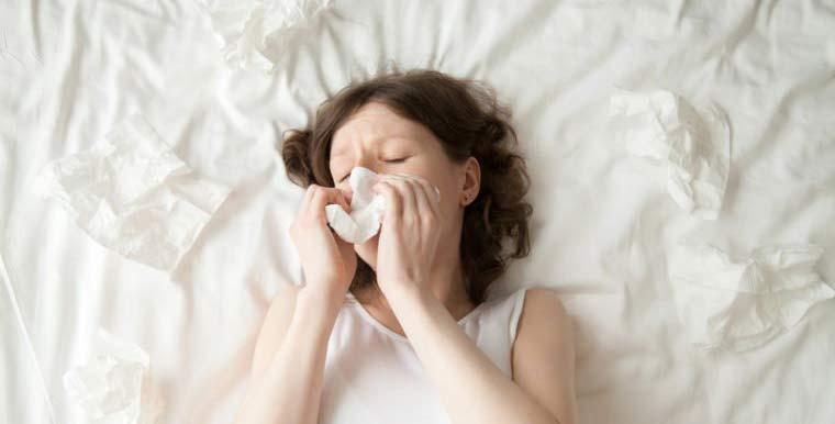 Alergija na pršice